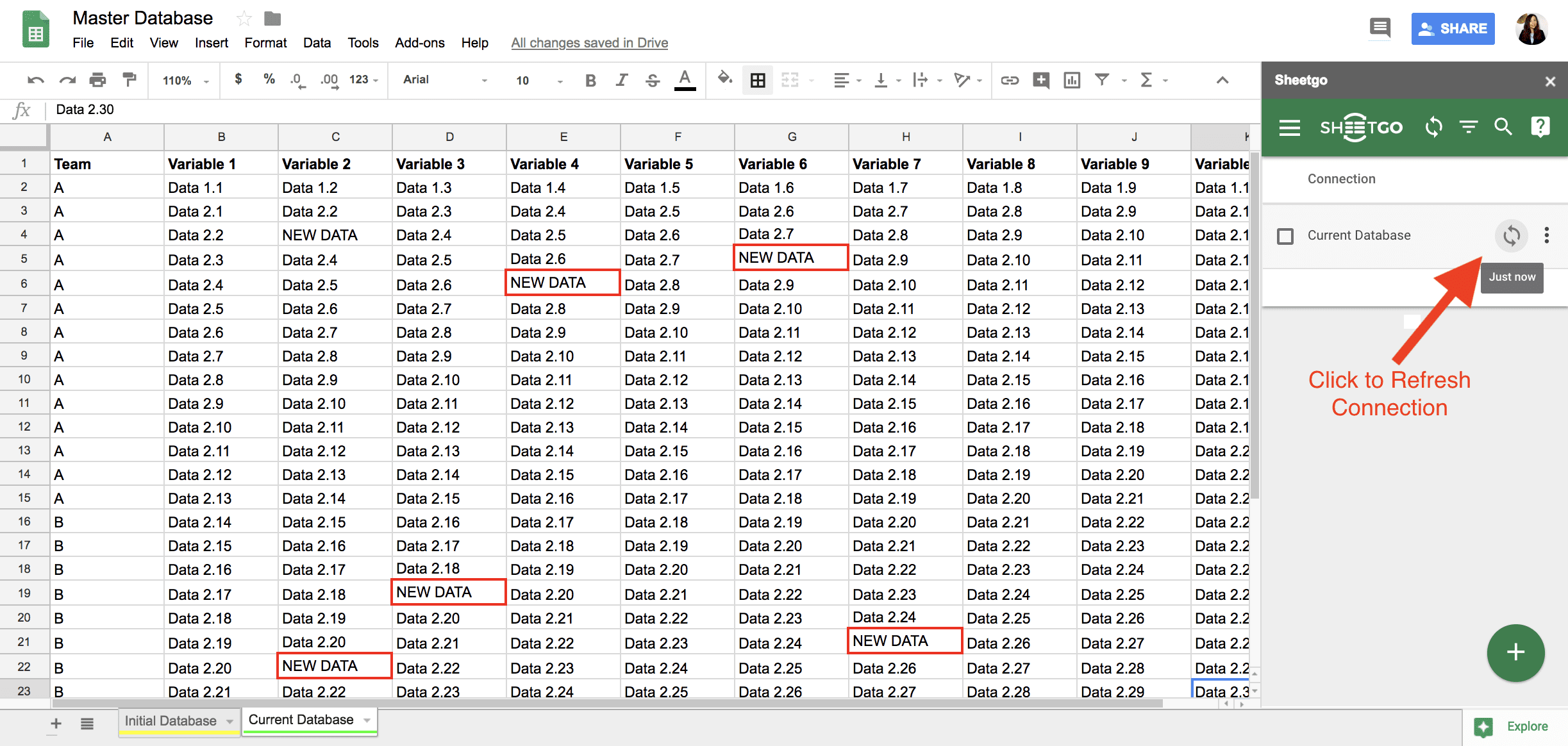 How to Connect Two Google Sheets