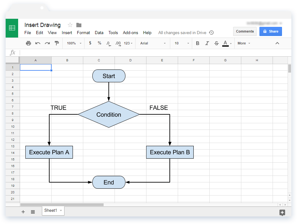 Easy Way To Insert A Diagram In Google Sheets