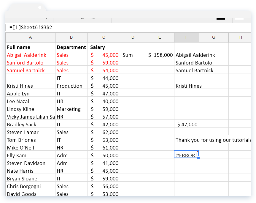 Uploading Excel Files to Google Sheets - Concerns (image 5)
