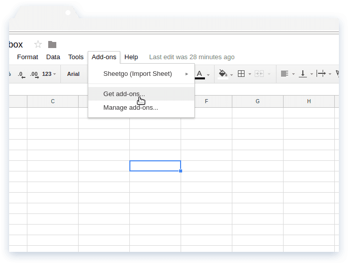 how to clear contents of multiple cells in google sheets