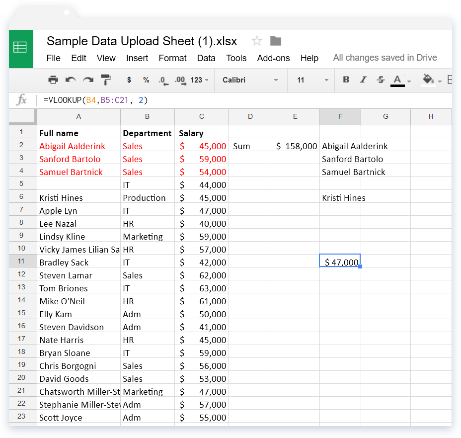 Uploading Excel Files to Google Sheets - Concerns (image 4)