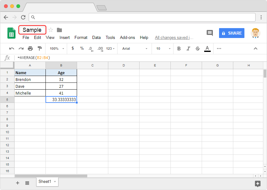 Excel to Google Sheets - Illustration 5b