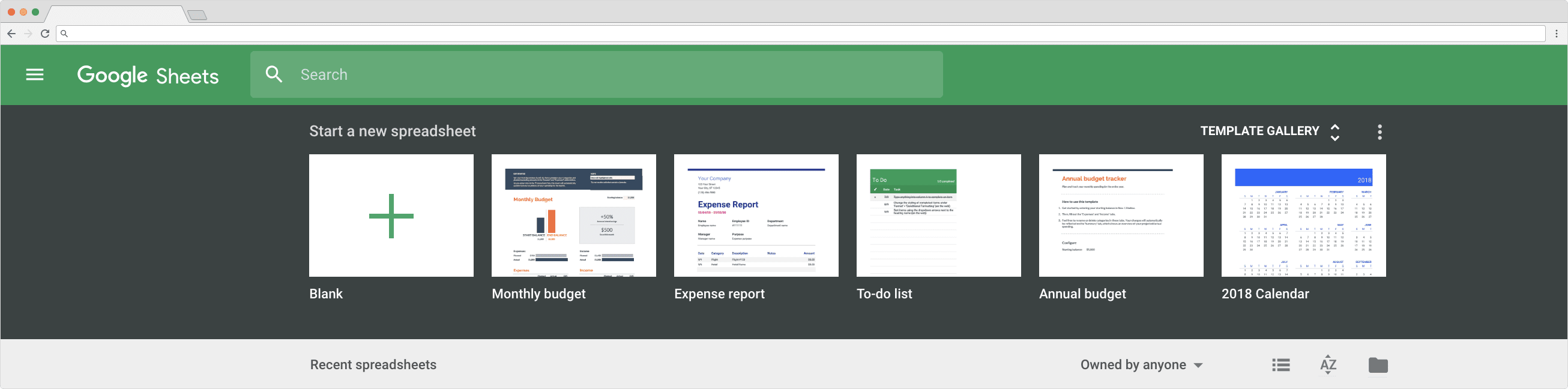 Free Inventory Template: Google Sheets Free Template Gallery