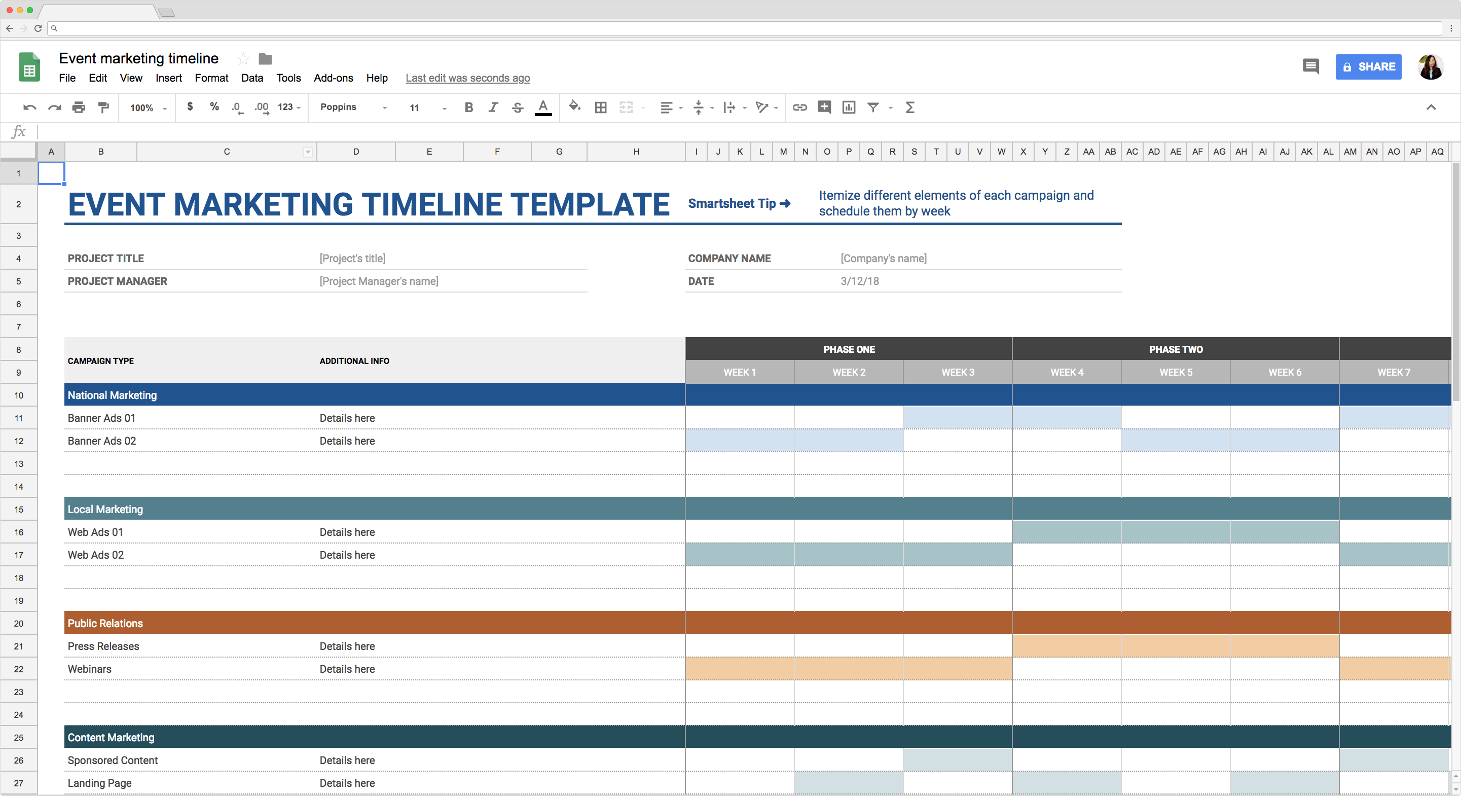 Top 5 Free Google Sheets Sales Templates Sheetgo Blog