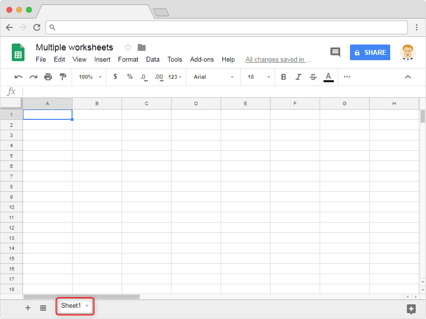 How to work with tabs/sheets in Google Sheets - Blog Sheetgo