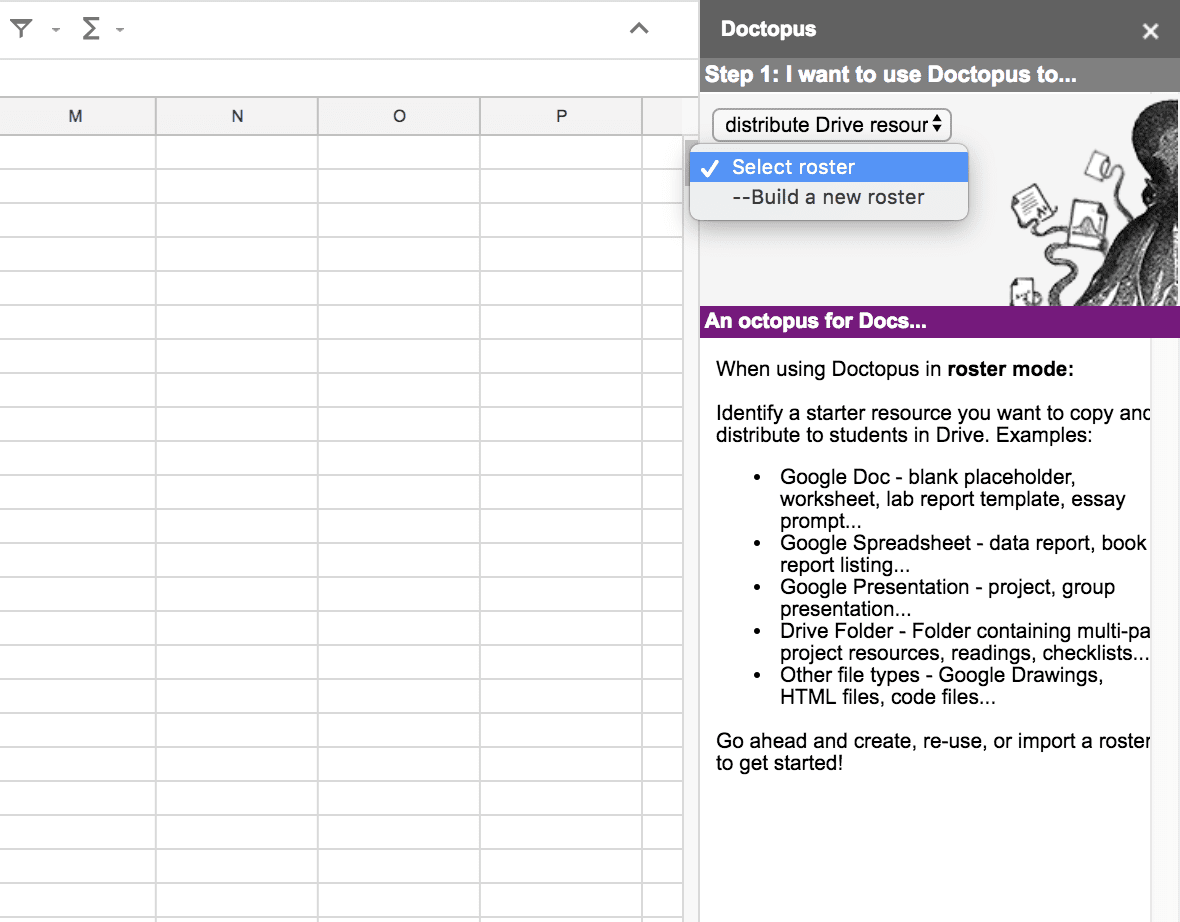 How to use Doctopus add-on for Google Sheets - Blog Sheetgo