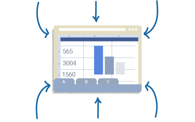 YouTube Analytics Template in Google Sheets