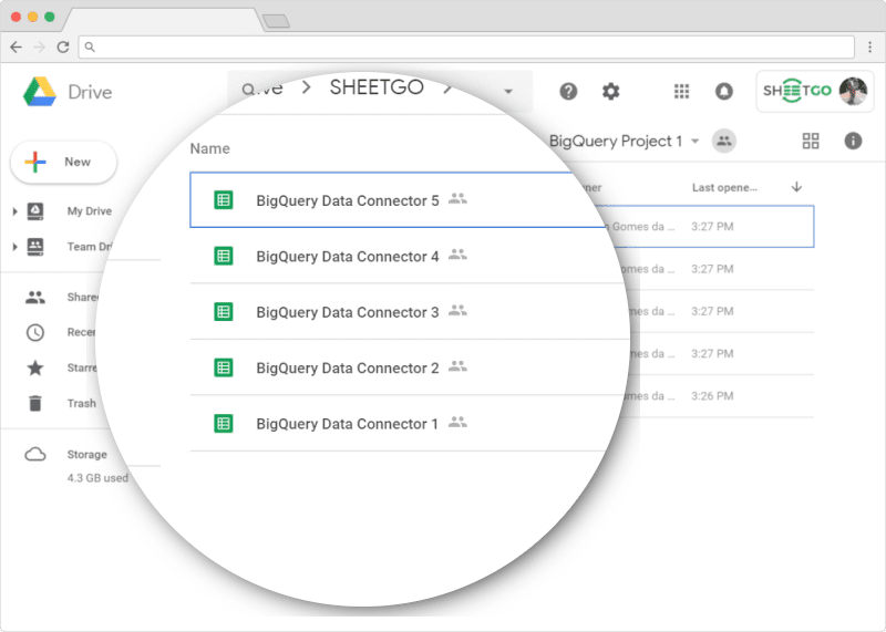 New BigQuery Data Connector for Google Sheets: Get More Than