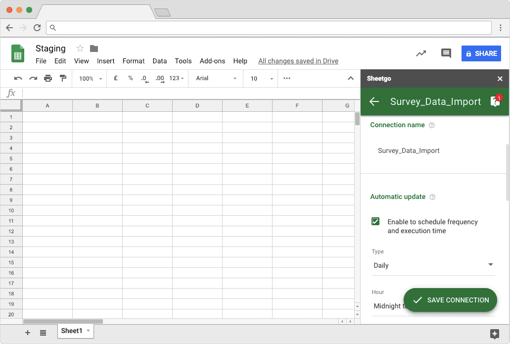 Link data automatically in Google Sheets - Blog Sheetgo