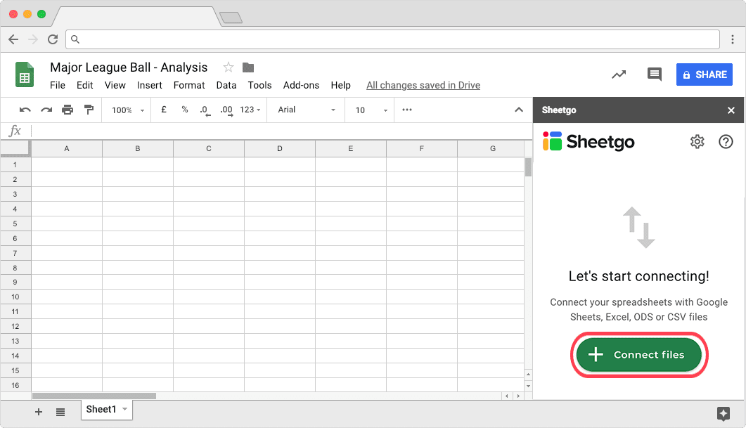 How to Import CSV Automatically: Example Google Sheet