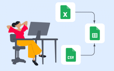 How to import CSV to Excel automatically