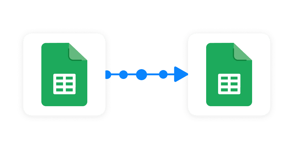 Import Google Sheets into another sheet