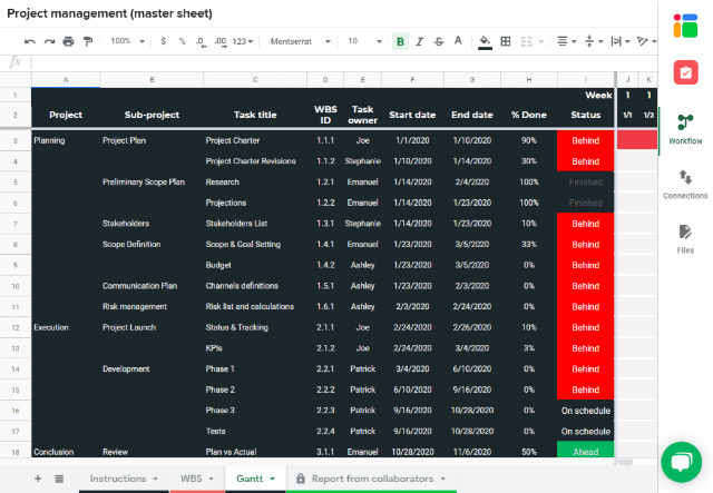 project-management-template-gannt-chart-dashboard