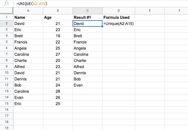 unique-function-google-sheets-3