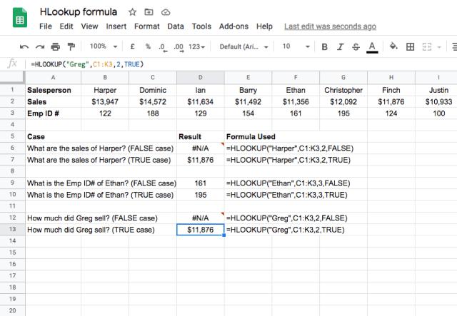 hlookup-function-google-sheets-4