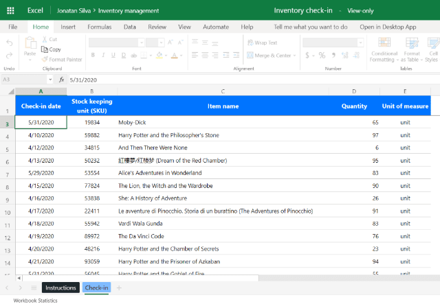 excel-inventory-template-enter-check-in-data