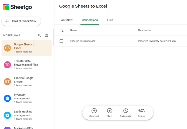 convert-google-sheets-to-excel-connection-created