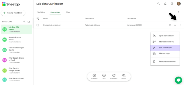 import-csv-to-excel-automatically-edit-connection