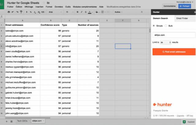 top-free-marketing-tools-google-sheets-email-hunter