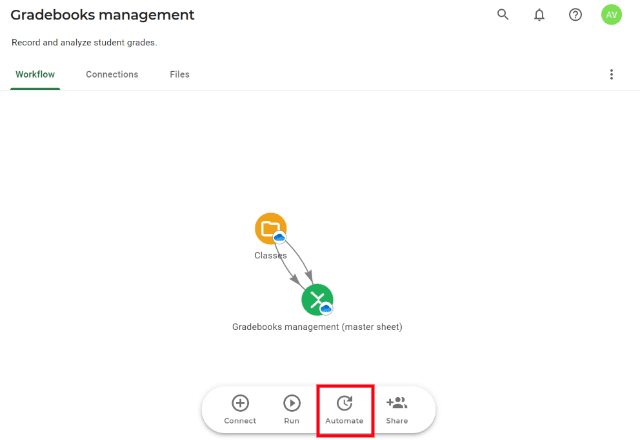 Gradebook Management Template Excel Automate 6