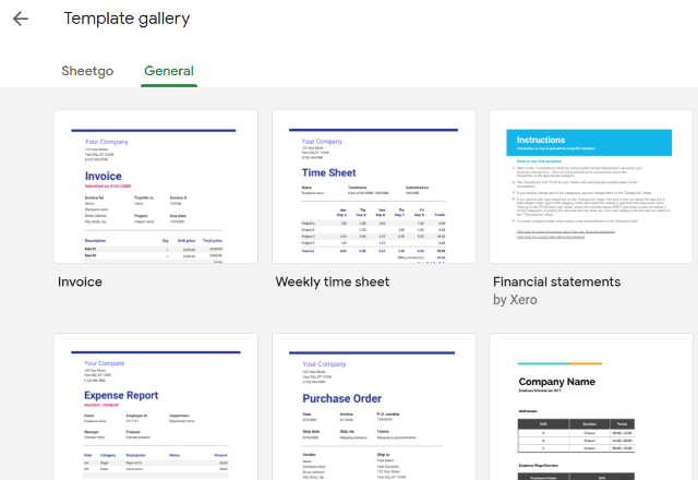 GOOGLE SHEETS SALES TEMPLATES TEMPLATE GALLERY