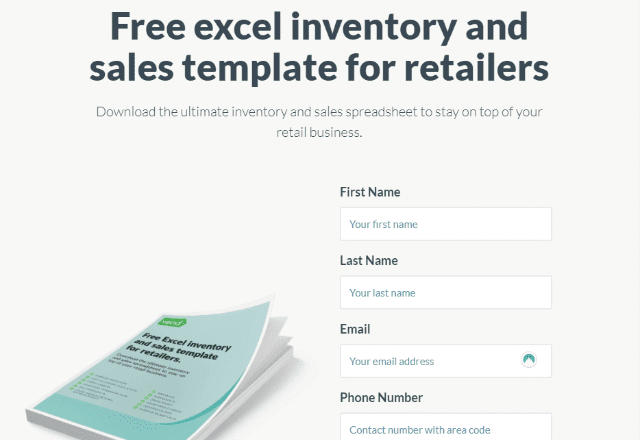 Top 10 Invenntory Tracking Excel Templates VEND 2