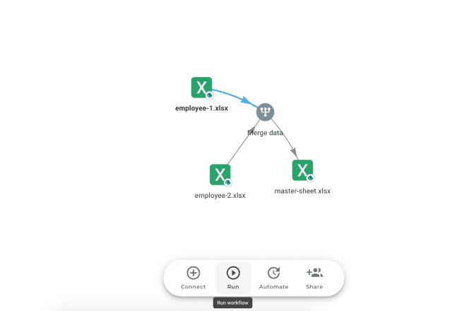 employee timesheet template excel run workflow