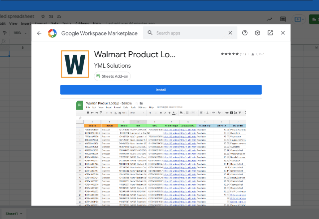 add-ons for inventory 9. Walmart Product Lookup