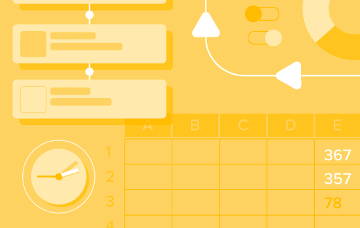 Employee timesheet template Excel featured image