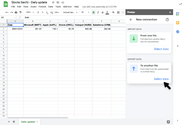track changes in google sheets 2