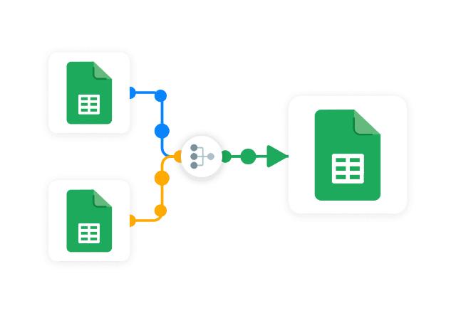 combine Google Sheets 1