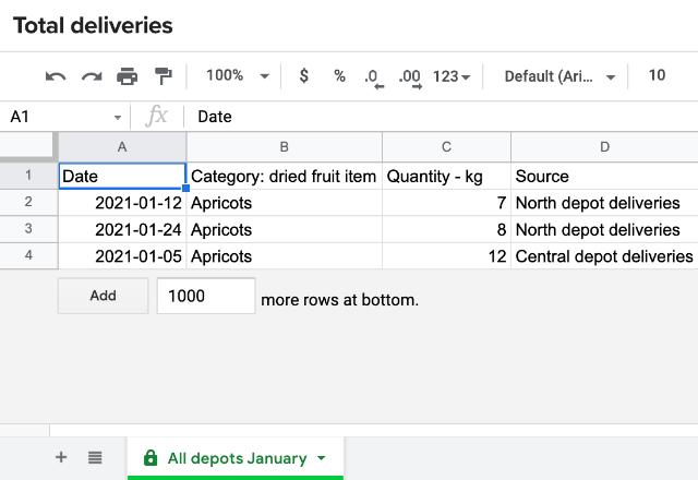 combine Google Sheets 15