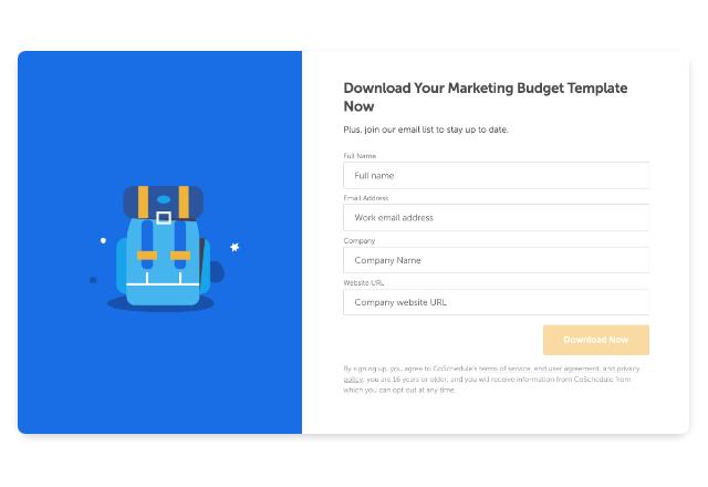 marketing templates 5